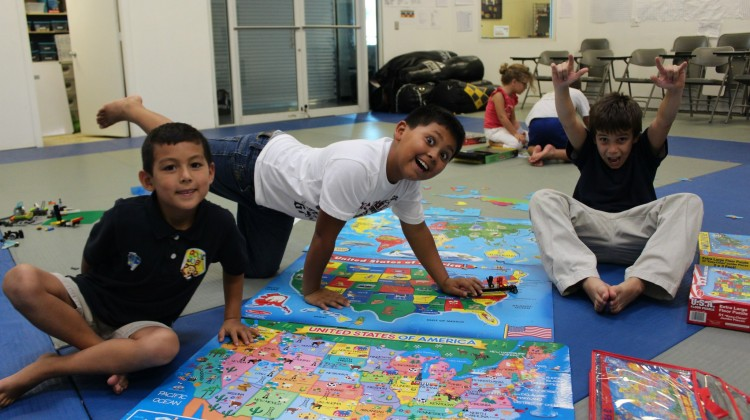 Academic Day – Geography- Naples Summer Camp