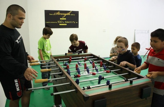 Goaaaal! – Fooze Ball at Naples Best Summer Camp
