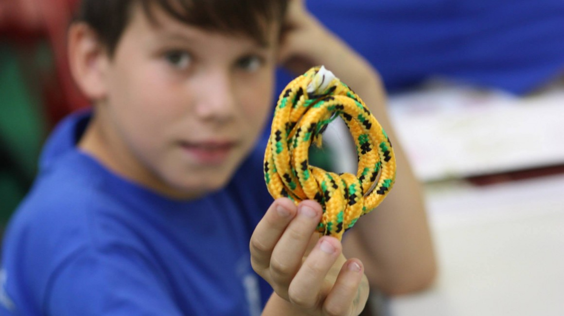 Knot Tying Class – Naples Summer Camp